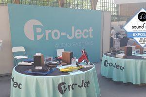 AMS – Stands Pro-Ject et Soundcast – Le compte-rendu de la présence du distributeur lors de la 5ème édition des Sound Days !