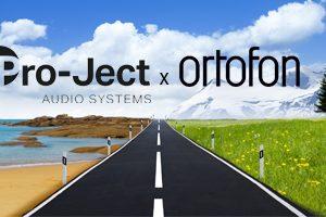 Ortofon x Pro-Ject – Tour de France de l'expérience analogique
